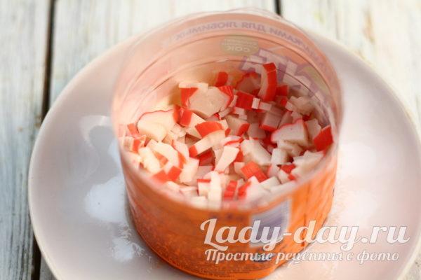 крабовые палочки для салата