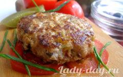 бифштекс рубленный из говядины рецепт