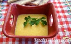 суп с овсянкой и курицей рецепт
