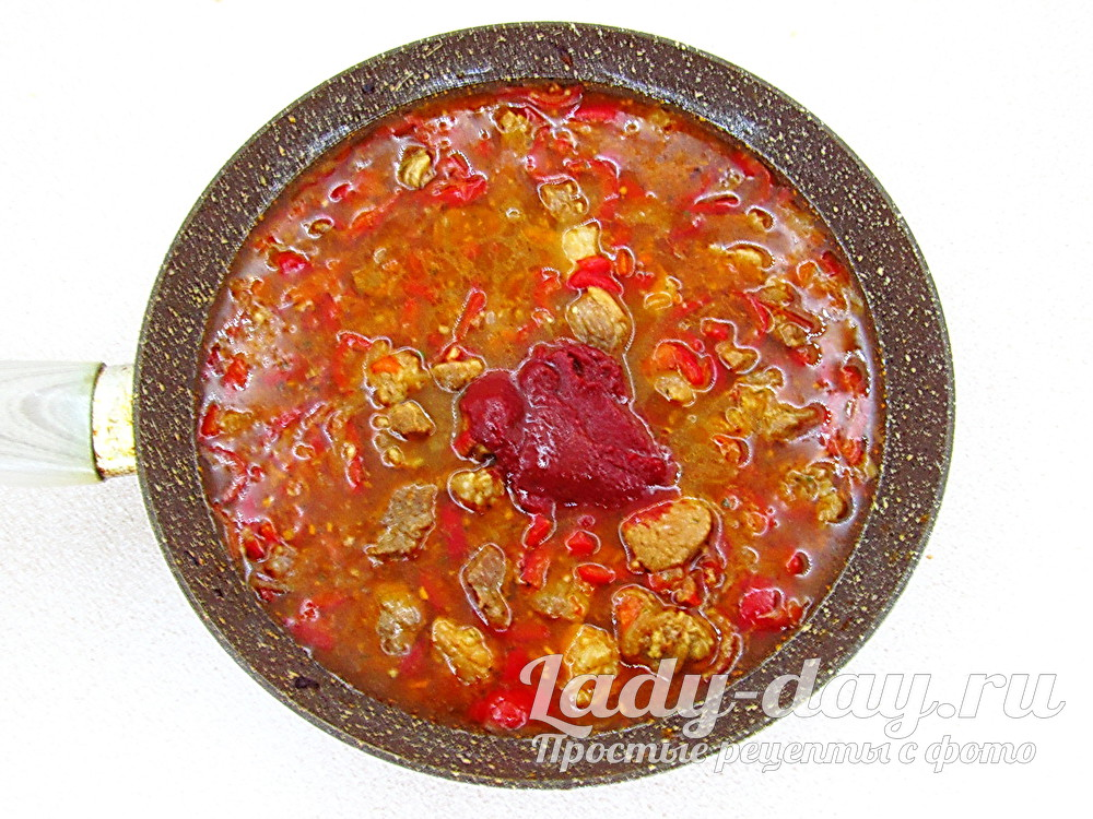 паста томат