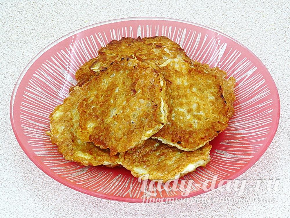 ленивые сырники из творога рецепт с фото