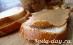 арахисовая паста рецепт с фото в домашних условиях