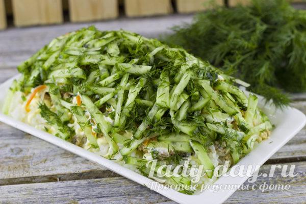 норвежский салат