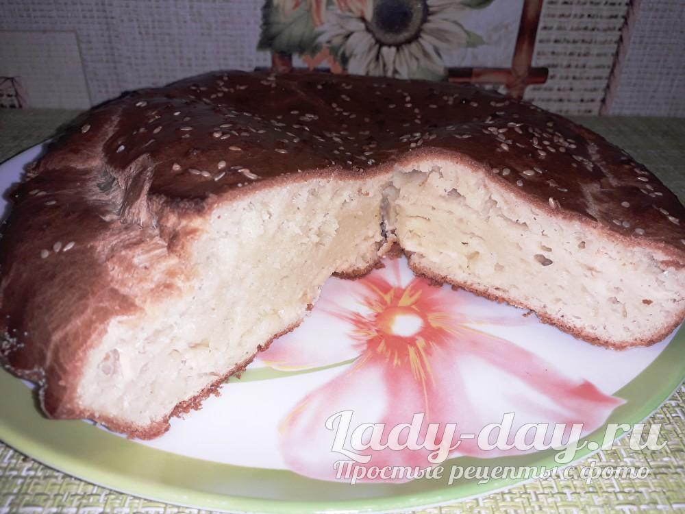 сырный пирог в духовке