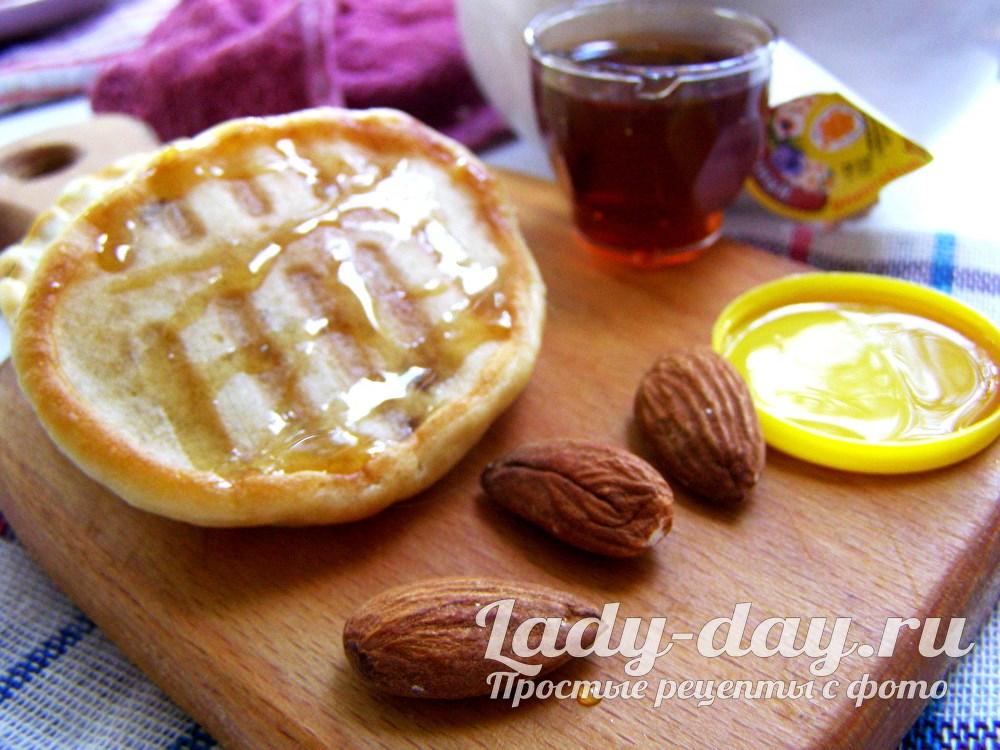 Оладьи на кефире: пышные с содой рецепт пошагово с фото