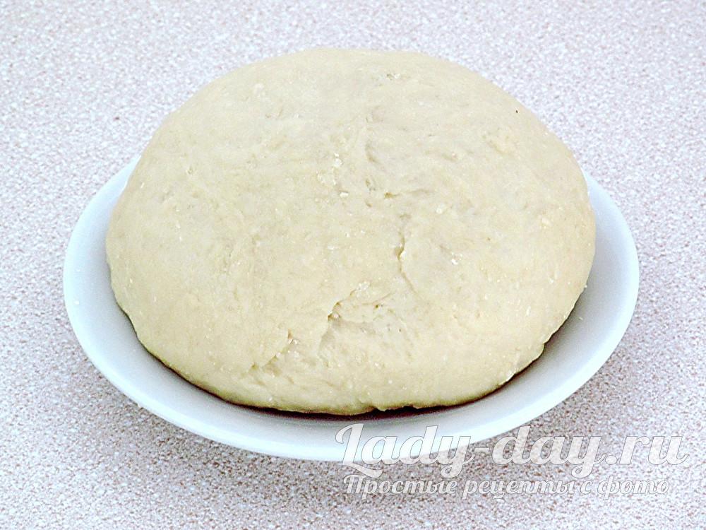 тесто для вареников рецепт с фото