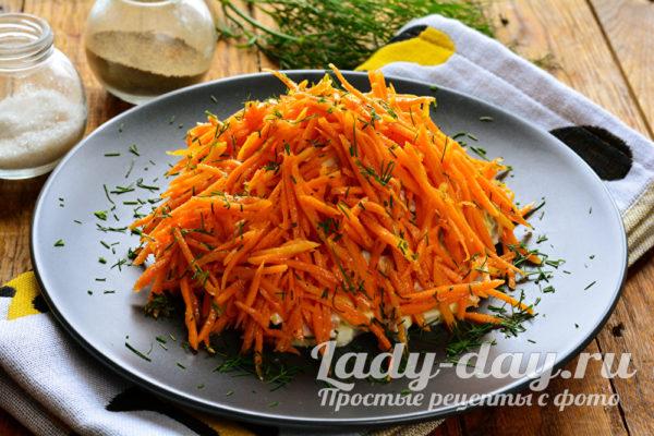 салат готов
