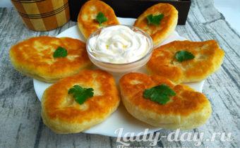 капустные пирожки