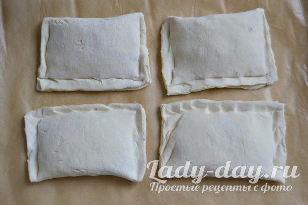 заготовки пирожков