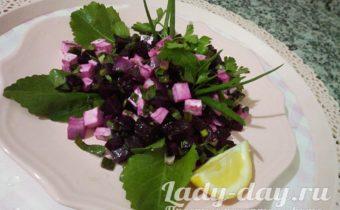 Салаты из свеклы - рецепты с фото простые и вкусные