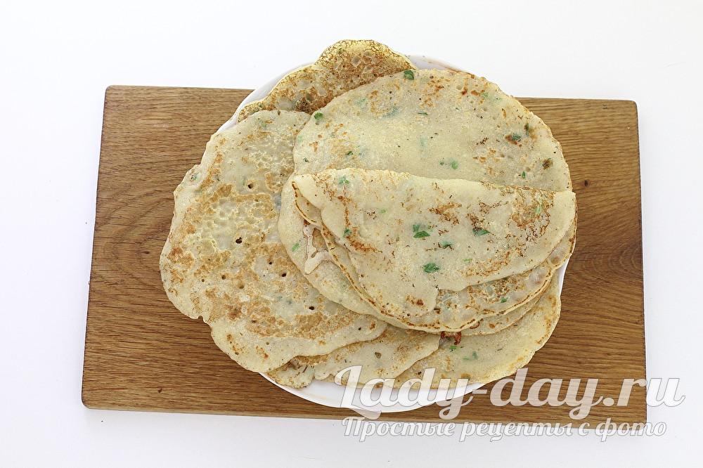картофельные блины из пюре рецепт с фото пошагово