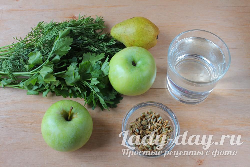 фрукты и зелень