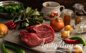 как варить мясо