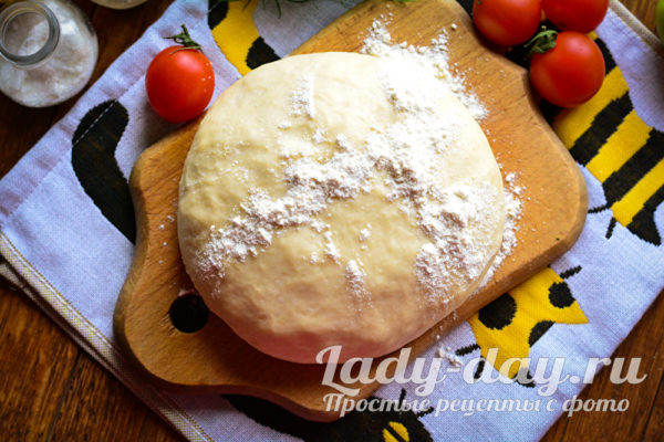 пельменное тесто