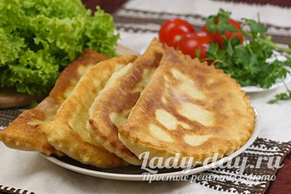 """Хачапури с сыром """"Невозможно устоять"""""""