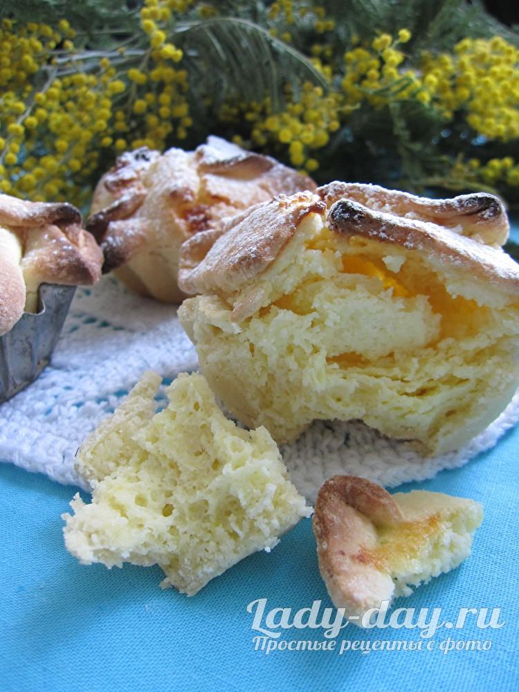 Печенье с творогом очень вкусное