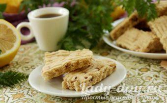 Мягкое печенье за 2 минуты