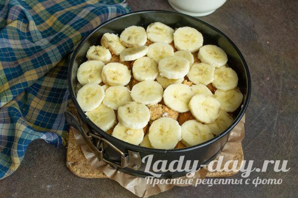 слой второго банана