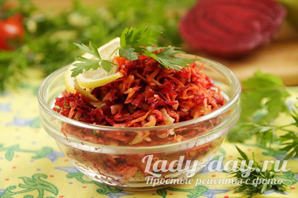салат метелка для очищения кишечника и похудения