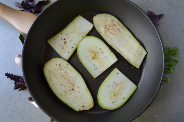 обжарим овощи