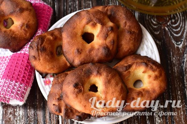 пышнейшие пончики