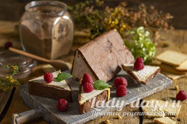 вкусный торт без выпечки