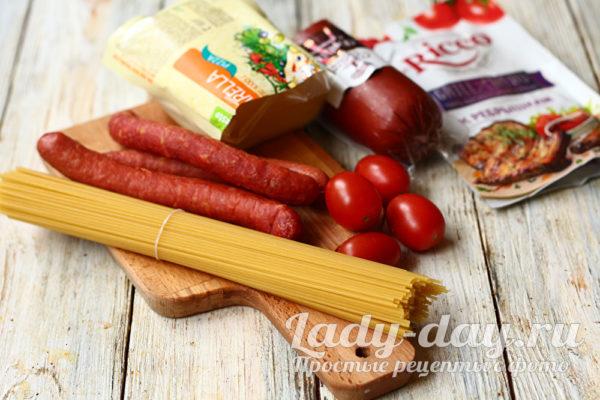 продукты для пицы