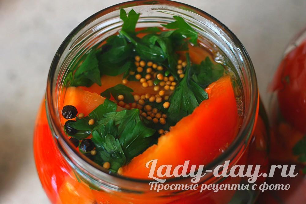 огурцы помидоры и перец