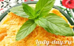 Рецепт салата из моркови со сметаной