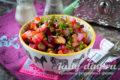 винегрет рецепт классический с горошком и солеными огурцами