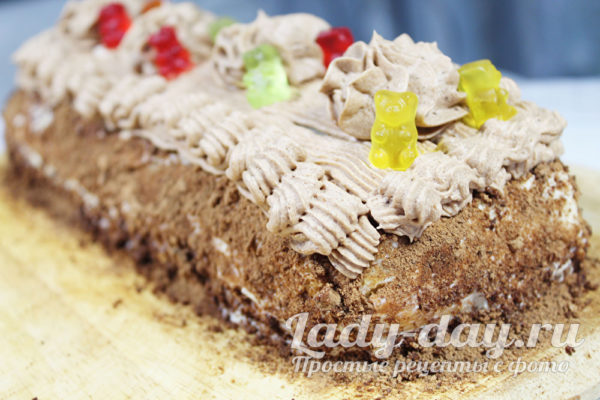 Торт «Сказка»