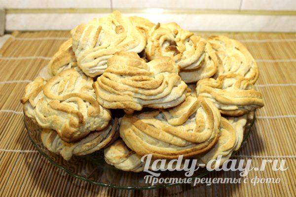 творожное печенье простой и быстрый рецепт