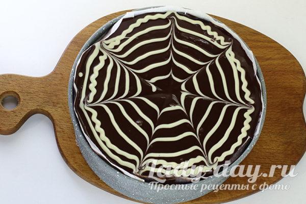 Торт Пломбир без выпечки - рецепт с фото