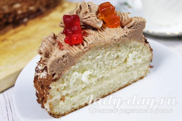 Торт Сказка по госту, рецепт с фото пошагово в домашних условиях