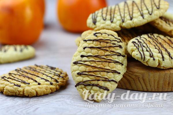 печенье на растительном масле рецепты с фото простые и вкусные
