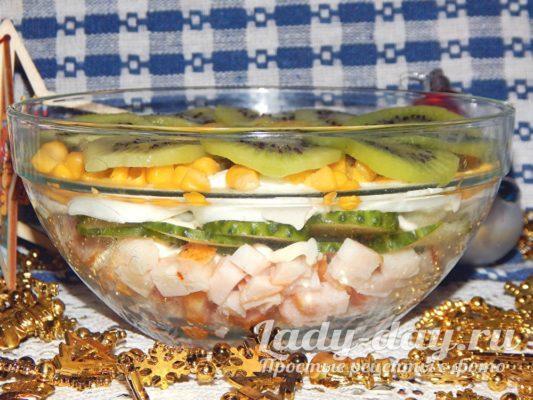 салат который съедается в первую очередь