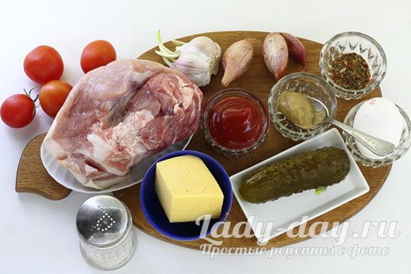 мясо и продукты