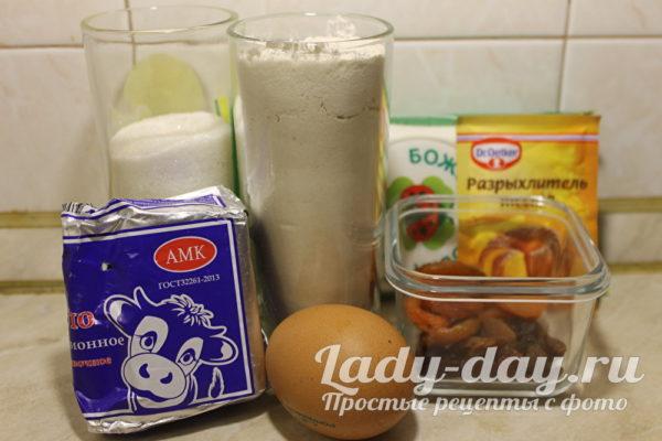 продукты для выпечки