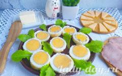 длинные яйца