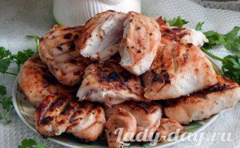 куриные грудки на мангале рецепт маринада