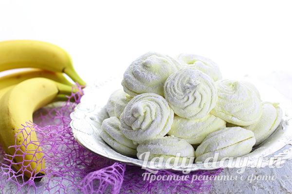 Банановый зефир