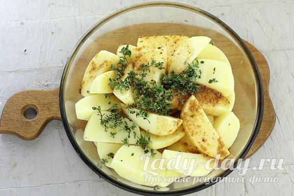 маринад в картошку