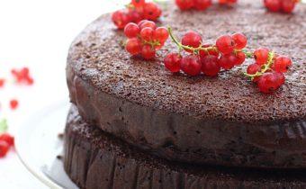 шоколадный бисквит рецепт с фото пошагово с какао в духовке