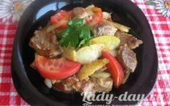 Оджахури из свинины, рецепт с фото пошагово