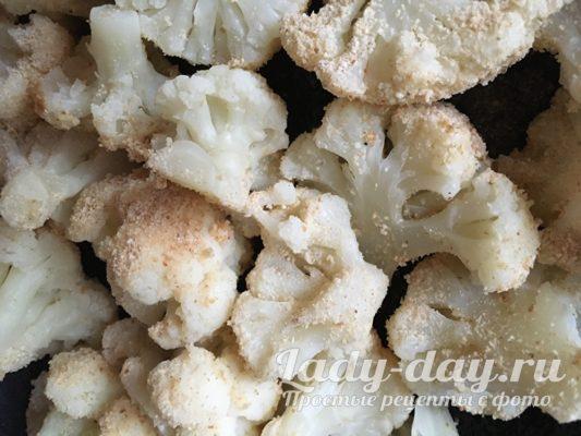 обжарить капусту без масла