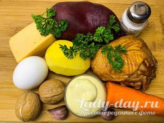 продукты на салат генерл