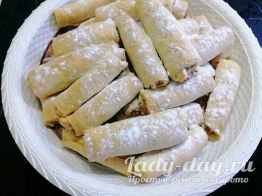 Печенье с орехами рецепт