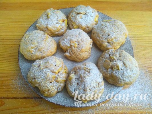 печенье из духовки