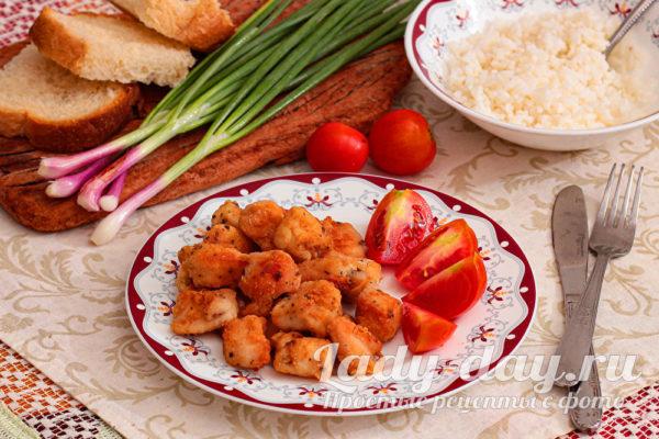 Курица «Ни рыба ни мясо»