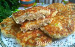 оладьи из куриного фарша рецепт с фото пошагово на сковороде
